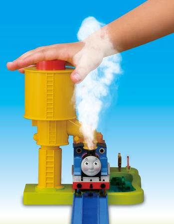 トーマス プラレール 蒸気