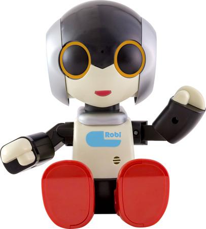 お部屋の環境を認識!パーソナルトークロボット「マイルームロビ」が2月28日(水)新発売!