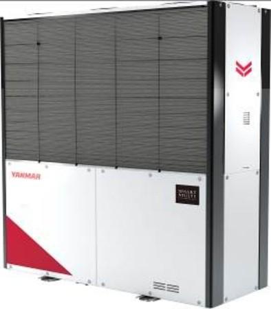 ガスと電気を最適比率で制御するハイブリッド空調システム「スマートマルチ」を発売