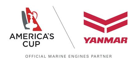 ヤンマーを第35回アメリカズカップのOFFICIAL MARINE ENGINES PARTNER OF THE 35TH AMERICA'S CUPに決定