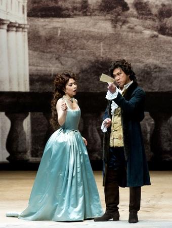 <第12回ジ・インペリアル オペラ>    藤原歌劇団によるオペラとフランス料理のディナー