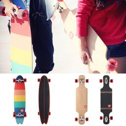 日本での使用を考慮したサイズやスペックを持つ「ロングスケートボード」2モデルを発売。