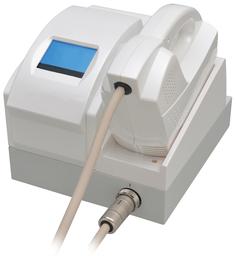 臨床に使用したウシオ製222nm照射装置外観