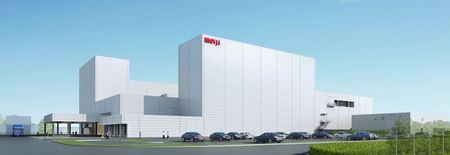 株式会社 明治 栄養事業の新工場建設に関するお知らせ