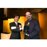 Shinji Hattori and Mr. Phil Libin