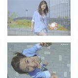 Football-Juggling Girls Movie