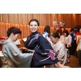 Summer campaign rewarding yukata wearers underway in Yokohama