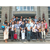 Participants from the National Taiwan University Depertment of History