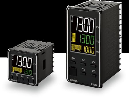 「温度調節器E5CD/E5ED」を発売    -業界初*、熟練作業者の温度調整を生産現場向けAIで自動化-