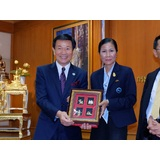 Tourism and Sports Minister(Thai)