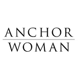 ANCHOR WOMANロゴ