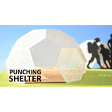 PUNCHING SHELTER/板待 充志