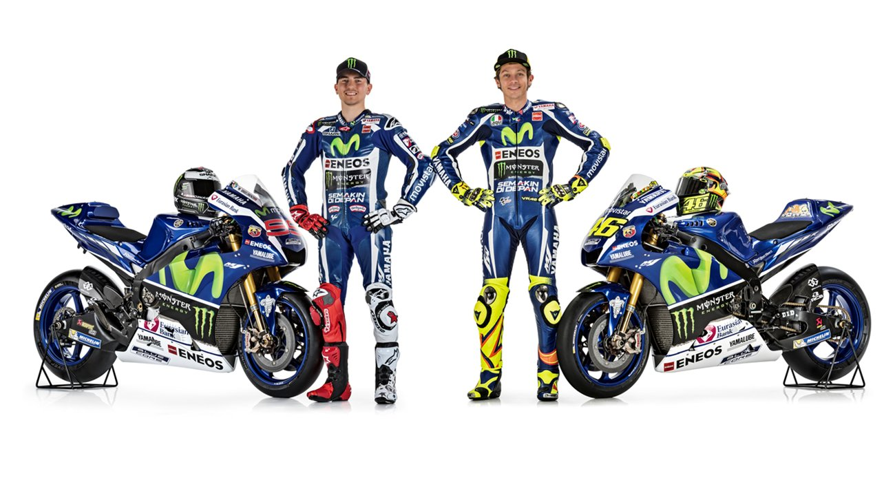 Main Yamaha Teams And Rider Profiles For 2016