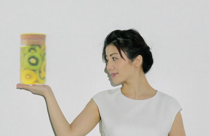 オリジナルレシピ「キウイ漬け」スペシャル動画を4月10日に公開
