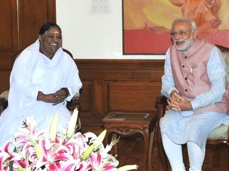 ナレンドラ・モディ首相(インド)との会談