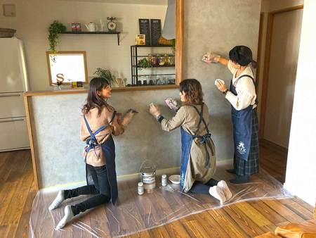 「DIY好きママ」たちが考えた 「暮らしを楽しむHUCKの家」モデルハウス