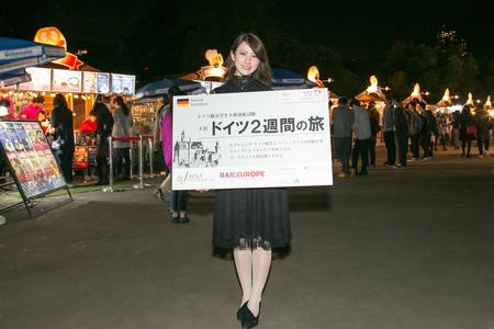 初代ドイツ観光学生大使が慶應義塾大学大学院生の小林綾那さんに決定しました!