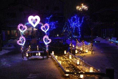 彦根で過ごす、ロマンチックなバレンタインナイト 彦根灯花会が開催されます