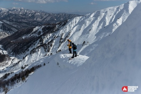 フリーライドスキー・スノーボードイベント 「Freeride Hakuba」 日本初開催を目指す白馬村の挑戦