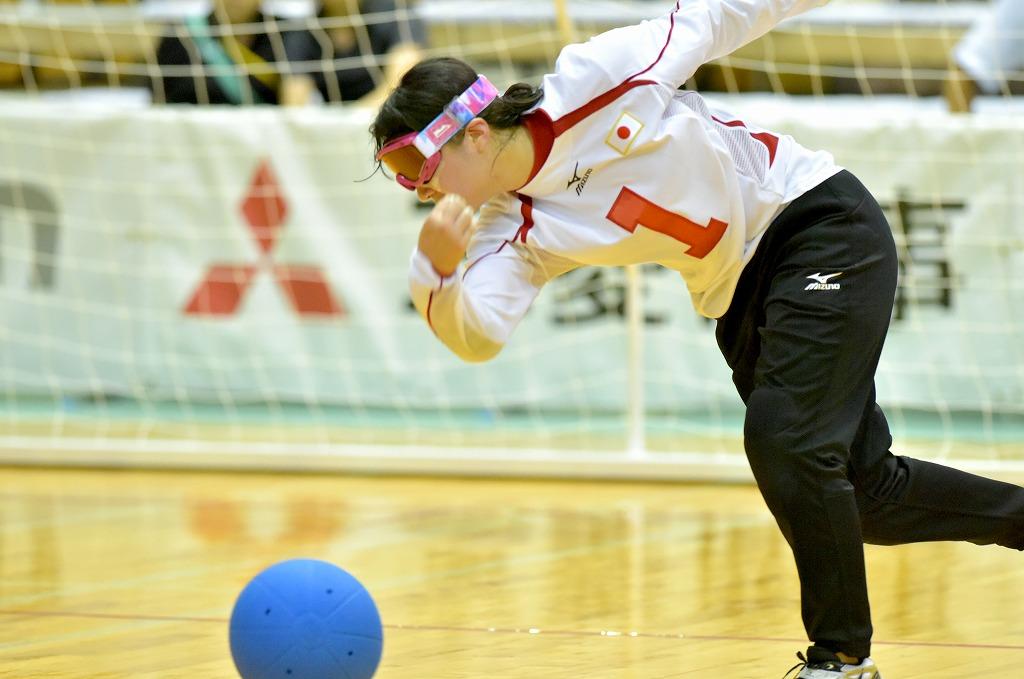 リオパラリンピック直前!強化試合開催!2016ジャパンパラゴールボール競技大会