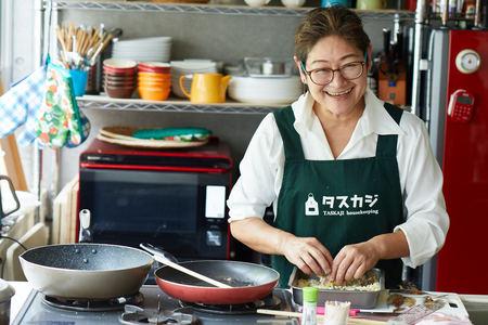 伝説の家政婦 元小料理屋女将 たーちゃんさん