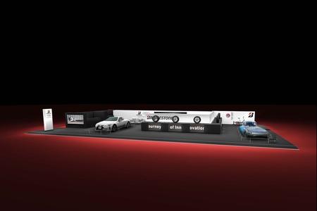 【ブリヂストン】「第88回ジュネーブ国際モーターショー」に出展