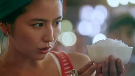クボタ・ブランドCMシリーズ第4弾  長澤まさみさん、シンガポールで美味しい日本米に出会う!?