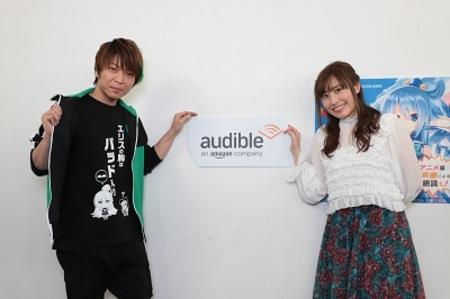 Audibleニコ生特番②